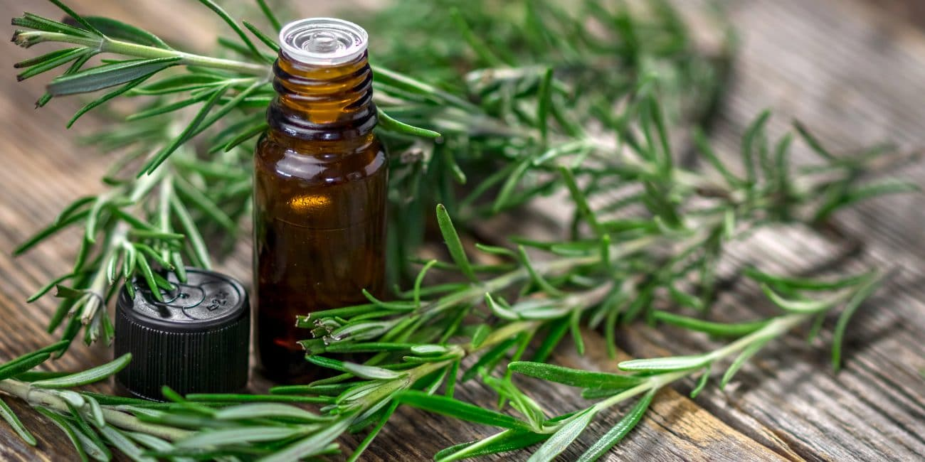 essential oil for oily hair