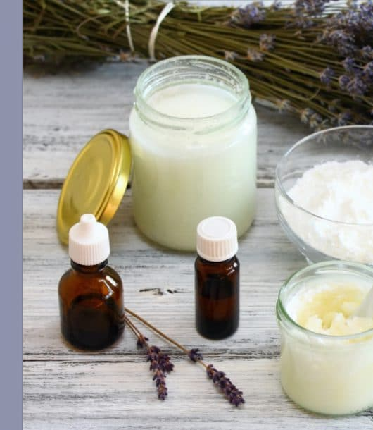 natural DIY deodorant