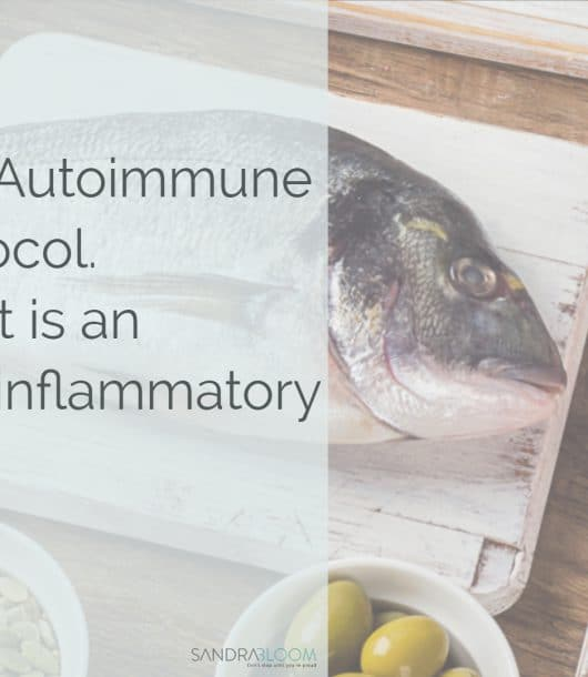 autoimmune protocol recipes