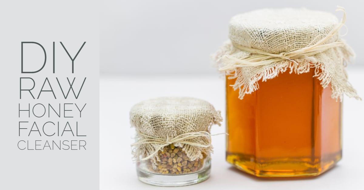 RAW Honey Cleanser