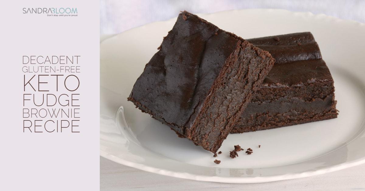Paleo Keto Brownies